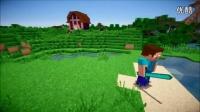 我的世界动画 如果Minecraft中有肯德基