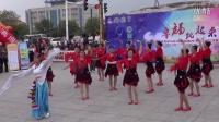 黄骅卞孙村阳光舞蹈队在神农居【幸福跳起来】河北省广场舞电视大赛上演出想西藏