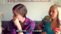 【kaelyn&lucy】中字Q&A #6! Ruby Rose + Kaelyn