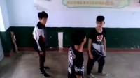 精灵团队网络曳步舞联盟排练视频