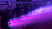 36颗3WLED摇头光束灯,36颗小金刚视频效果