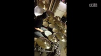 Nightwish - 10th Man Down drum cover (drums only) by Kevin Jokela(1)