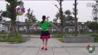 黄材国兵广场舞《原创》东北虎团队版正背面分解演示