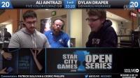 SCGINDY - Standard - Round 2 - Ali Aintrazi vs Dylan Draper