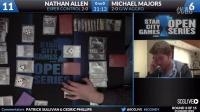 SCGINDY - Standard - Round 3 - Michael Majors vs Nathan Allen