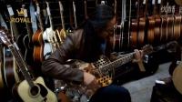 ROYALL丽声吉他301(著名音乐人 周朝 倾情演绎)