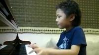 钢琴版聪明的一休主题曲