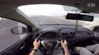 2011款日产骐达1.6L CVT主视角试驾,FFYYN原创视频