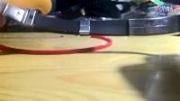 钛钢腕带打开方式 调节长短 及更换色条方式
