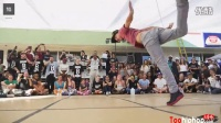【太嘻哈】Bboy Lil G 2015-powermove炸翻全场!-Block Party Judge Showcase-