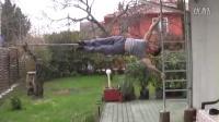 恐怖的力量 (世界極限健身比賽第3名的訓練片段 )