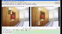 720全景摄影制作教程5:方法一的后期拼接及制作720漫游特效