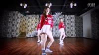 【爵士舞教学】金泫雅-因为红舞蹈分解教学-龙舞天团