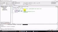 入门2 程序编写过程和组成结构