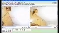 720全景摄影制作教程7:方法二的后期接片、补地及制作漫游