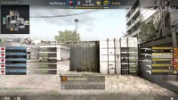 [CSGO录像]HellRaisers vs. Fnatic, FaceIt League 2015 Stage 3, map cache