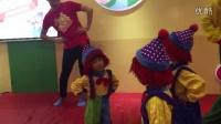 团团金宝贝跳舞