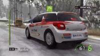 《WRC5》J组 蒙特卡洛赛段 全赛段流程视频  1