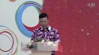 TVB视帝黎耀祥亮相西湾荟广场试业盛典 引粉丝尖叫