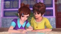 叶罗丽精灵梦第3季 第02集 我和封银沙是同学