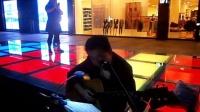 151017SAT 吉他弹唱 指弹 老弟兄 路人 南京 中山路 艾尚天地广场 (12)