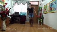 编舞优酷zhanghongaaa广场舞 走天涯 最新58步健身舞蹈教学版 原创