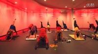 【YouTuBe瑜伽视频精选】1H能量流瑜伽训练热身出汗减肥健身运动体能消耗大