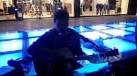 151018SUN 吉他弹唱 伴唱 老弟兄 路人 南京 中山路 艾尚天地广场 (12)