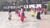 北京金玉霞光锅庄舞蹈队3