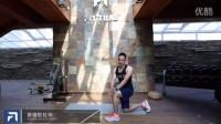 健美训练 健身肌肉激活 髂腰肌拉伸训练 肌肉锻炼