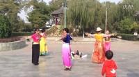 北京金玉霞光锅庄舞蹈队6