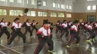 浙教版體育五下《武術操二》課堂教學視頻實錄-李燕燕