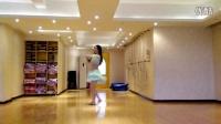 初级东方舞--aya anby--新乡市恒升世家梵歌瑜伽肚皮舞会馆