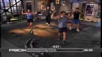 腹肌撕裂者高清中文版P90X胸部肩部肌肉锻炼 健身肌肉健美训练