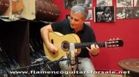大师演奏名琴!西班牙弗拉门戈吉他 Manuel Cáceres 2015 出售,Pedro Javier González 演奏