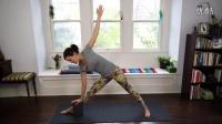 【30天瑜伽训练计划】Day 5 生命的流动 | 新浪微博@Chakra瑜伽