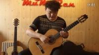牧马人吉他教学视频第一课 认识吉他 BY 王煜辰