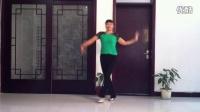 艳霞广场舞--站在草原望北京---国家体育总局推广健身操舞--王广成