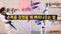2015韩国KBS跆拳道美女自卫防狼教学三-手机篇