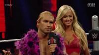 WWE超级新星首秀 吊打齐格勒