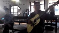 (247)吉他交流与生活实录005.即兴弹奏《西班牙斗牛士进行曲》