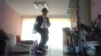 迈克尔杰克逊太空步舞蹈教学 dangerous