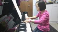 花鼓-冷文雅钢琴