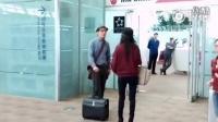 iPhone 6S玫瑰女机场撕逼 国产机不能上飞机【完整版视频】