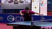 樊振东vs许昕  2015波兰公开赛半决赛