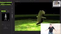 视频速报:iClone - Kinect Xbox One - Motion Capture Plug-in-www.nbitc.com,慧之家
