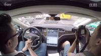 【爱范儿出品】特斯拉 7.0 固件自动驾驶体验