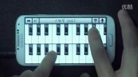 【手机钢琴】名侦探柯南ED3《光与影的浪漫》