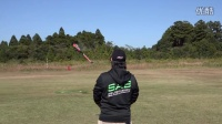 3DX-JAPAN  2015 岡聖章選手 SAB 700 三旋翼