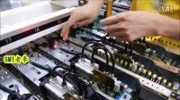 和西汉尼赛Hanasert立式插件机HS-520C生产测试视频20151030(一)
